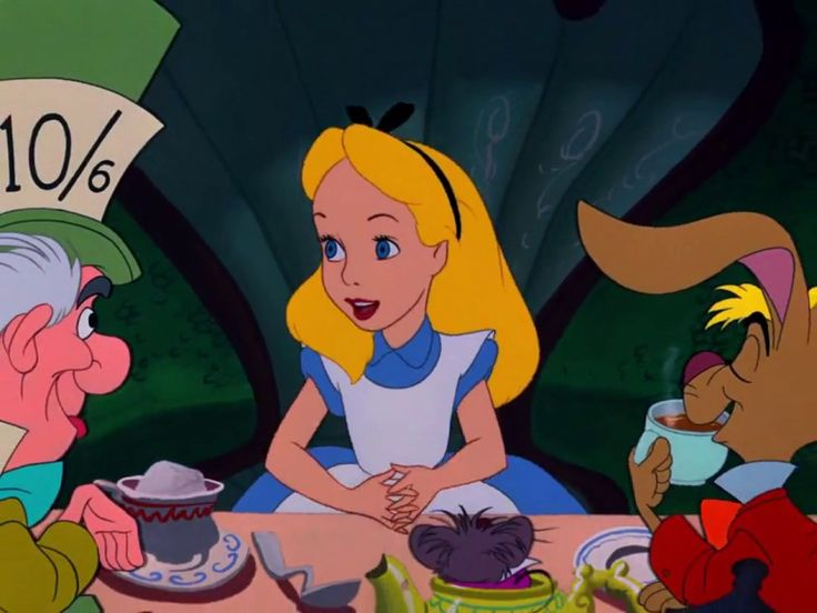 Alice in Wonderland (1951) | The Definitive Ranking Of Walt Disney Animation Studios Films