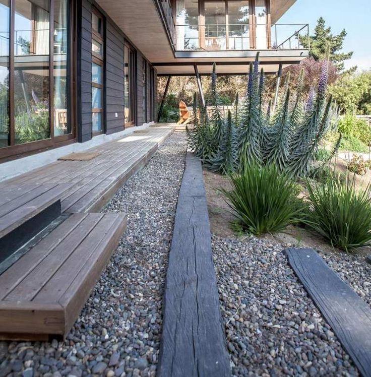 1000 id es sur le th me gravier de jardin sur pinterest voie de gravier gravier de patio et. Black Bedroom Furniture Sets. Home Design Ideas