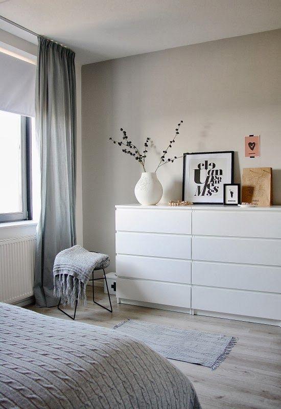 Actualizar un dormitorio de forma económica y con encanto nórdico
