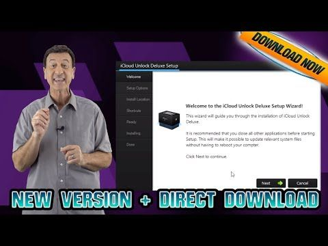 How to Install and Configure iCloud Unlock Deluxe - YouTube