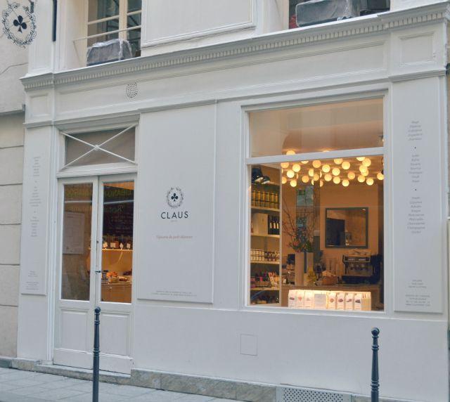 Claus Paris--Best Breakfast- pour bien Petit déjeuner à Paris