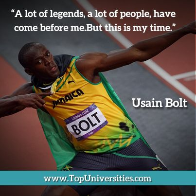 Atletica Bolt Vince I Mondiali