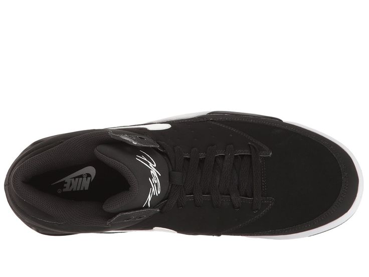 Nike Air Flight Classic Men's Basketball Shoes Black/White
