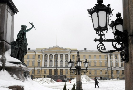 Helsinki University.