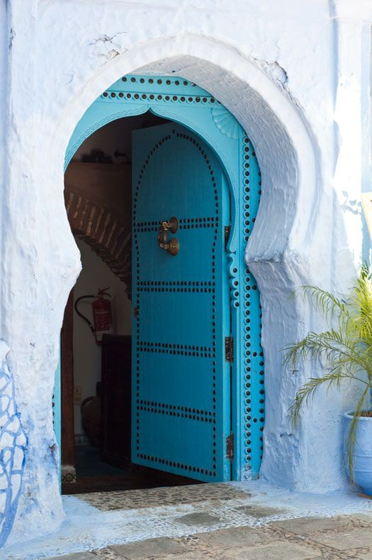 Chefchaouen, Morocco // photo by Jessica Swift