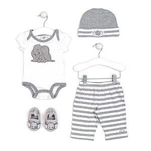 a66bc1cd4 Disney Dumbo Layette Baby Gift Set | Disney StoreDumbo Layette Baby Gift  Set - Welcome any new arrival with our Dumbo Layette baby gift set…