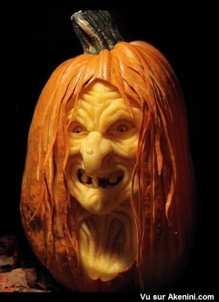 Halloween citrouille pumpkin pinterest