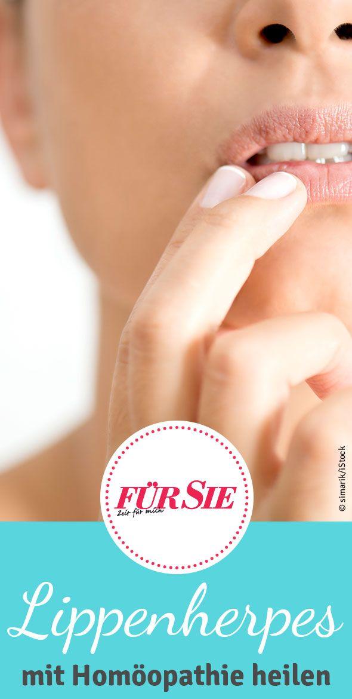 Herpes kann nicht nur sehr unangenehm jucken oder brennen. Die Betroffenen leiden auch unter den Blicken anderer. Erfahrt im Artikel, wie die Homöopathie Ihnen bei der Behandlung helfen kann.