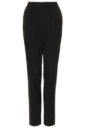 Tall Stitch Cigarette Trousers - Tall Trousers - Tall  - Clothing $10