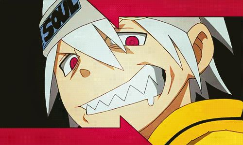 Soul☠Eater(Gif) - Soul Eater Photo (35845835) - Fanpop