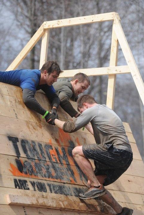 no man left behind #teamwork