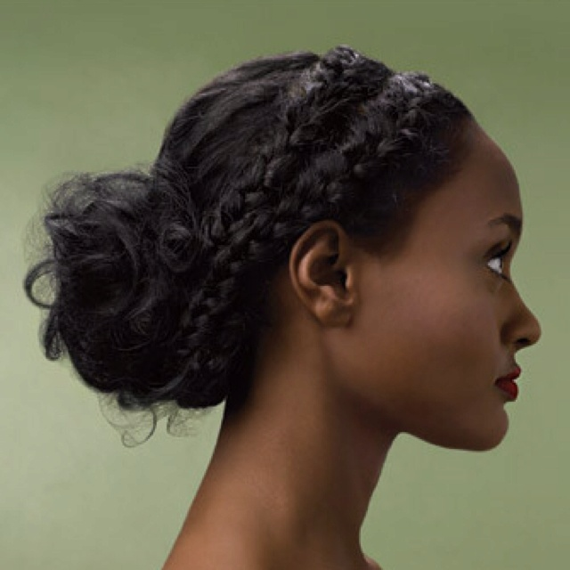 Bohemian braids with updo Follow BHI on Facebook & Twitter too!  http://www.facebook.com/blackhairinformation https://twitter.com/#!/BlackHairInfo