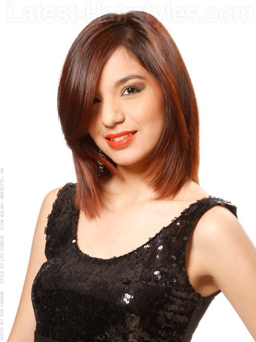 medium cut hair style 17 best images about s style on layer 5692