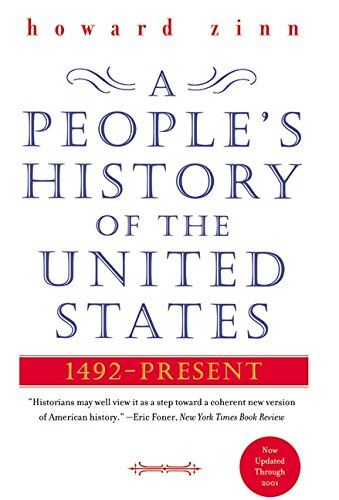 "Library Journal calls Howard Zinn's iconic A People's History of the United States ""a brilliant and moving history of the American people from the point of view of those…whose plight has been largely omitted from most histories."" Packed with vivid details and telling quotations, Zinn's award-winning classic continues to revolutionize the way American history is taught and remembered."