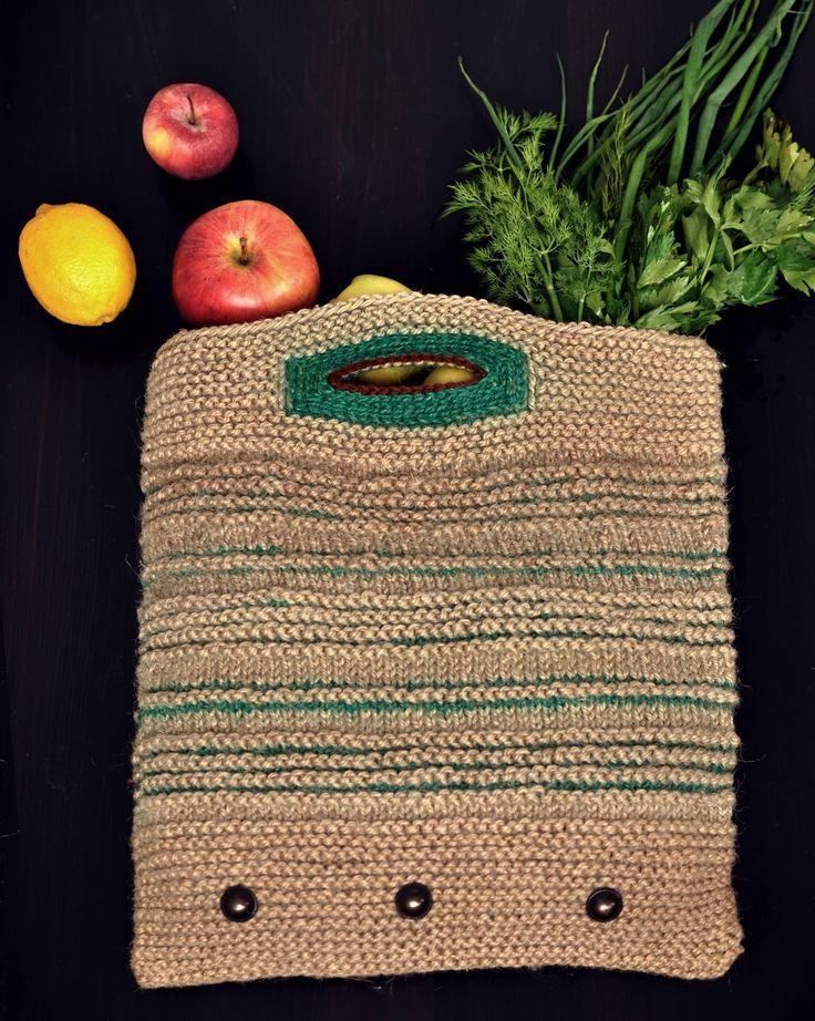 tru-knitting: Вязание из нетрадиционных материалов. Хозяйственные сумки из шпагата http://tru-knitting.blogspot.ru/2014/10/blog-post_15.html