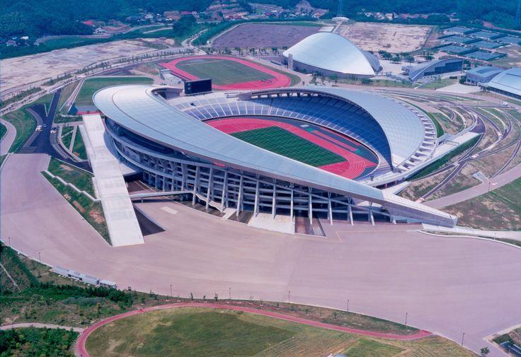 Miyagi Stadium (Rifu, Japon)