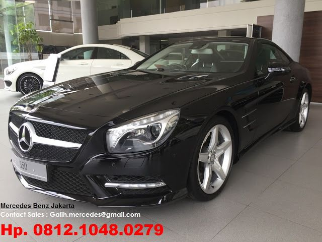 Jual Mobil baru Mercedes-Benz Jakarta Jakarta Selatan Cilandak Tb simatupang Pondok indah : NEW MERCEDES BENZ SL 350 AMG INDONESIA