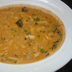 Thai Monkfish Curry (via foodily.com)