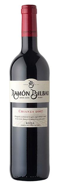 Ramon Bilbao Crianza.