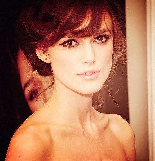 Kiera Knightley, between her and Blake Livley I have two major girl crushes.