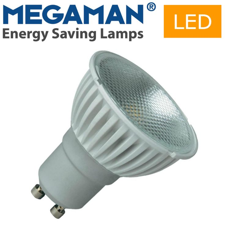 Novel Energy #Lighting offers #Megaman #LED GU10 #lamps at special discount prices.