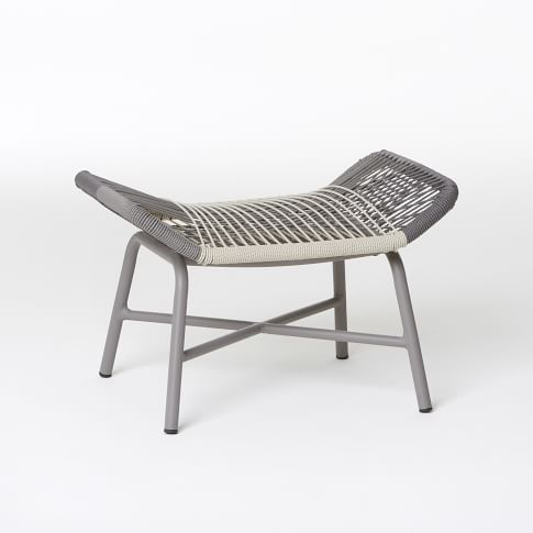 Huron Large Lounge Chair + Cushion – Gray | west elm - $194 (sale)