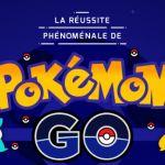 Infographie : les chiffres incroyables autour de Pokémon GO