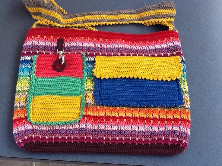 Mijn nieuwe tas is klaar