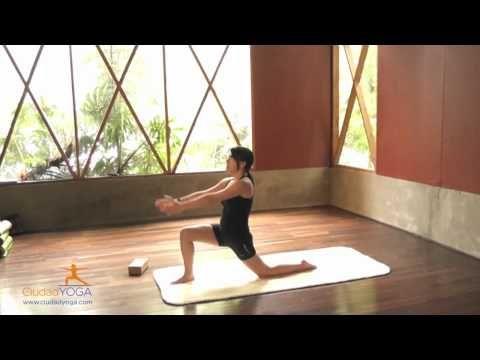 Yoga para Principiantes 1 - Ciudad YOGA - YouTube