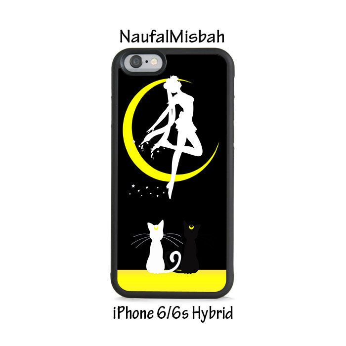 Sailor Moon iPhone 6/6s HYBRID Case