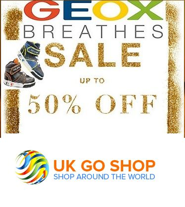 Geox Shoes Online International Shipping