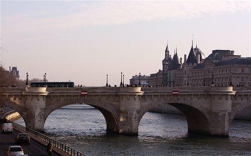 Sandras guide till Paris