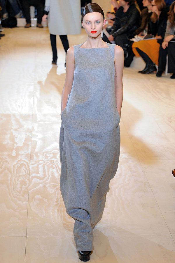 Jil Sander Fall 2011 Milan Fashion Week