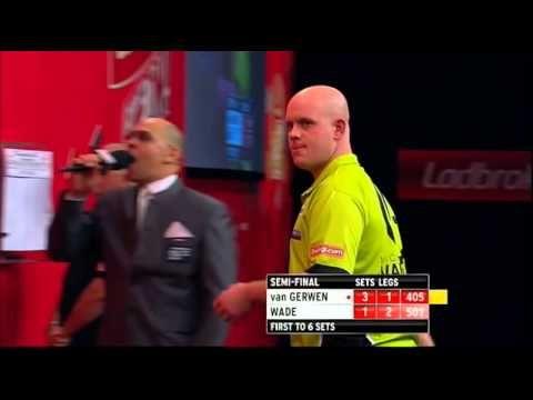 17 perfect darts! Michael van Gerwen |  World Darts Championship 2013