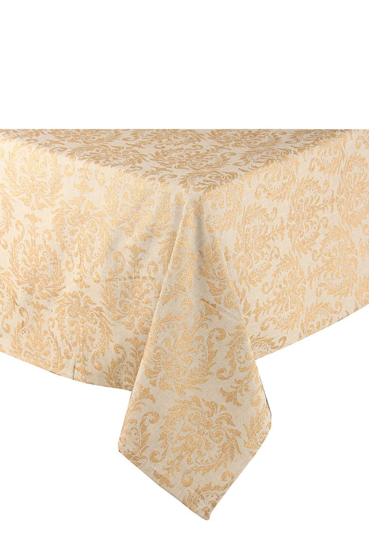 Damask Cotton 180x270cm Tablecloth| Mrphome Online Shopping