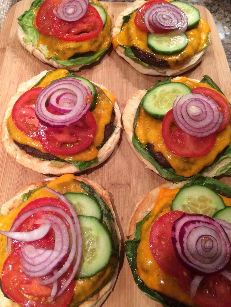 #Heartmade Goodies - Homemade Burgers