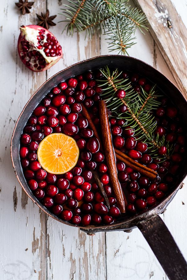 Homemade Holidays- Let's Make the House Smell Like Christmas | halfbakedharvest.com