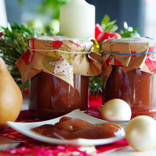 Geschenke aus der Küche #1 Helene's Marmelade
