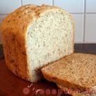 recept till bakmaskin - bröd med solrosfrön