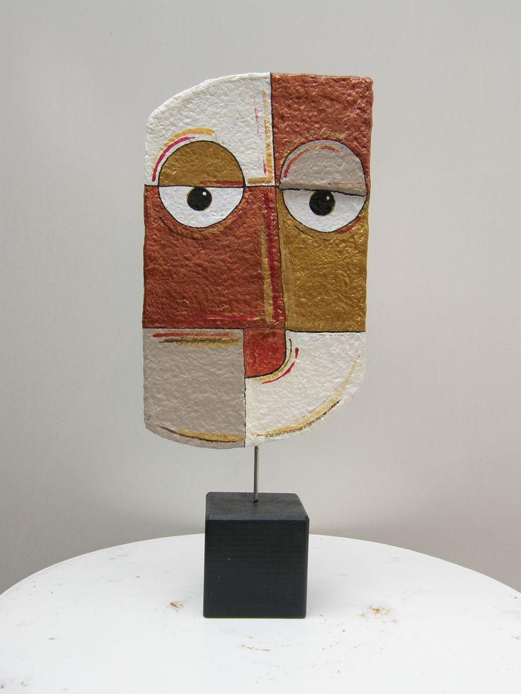 Heidi Cox: papiermache