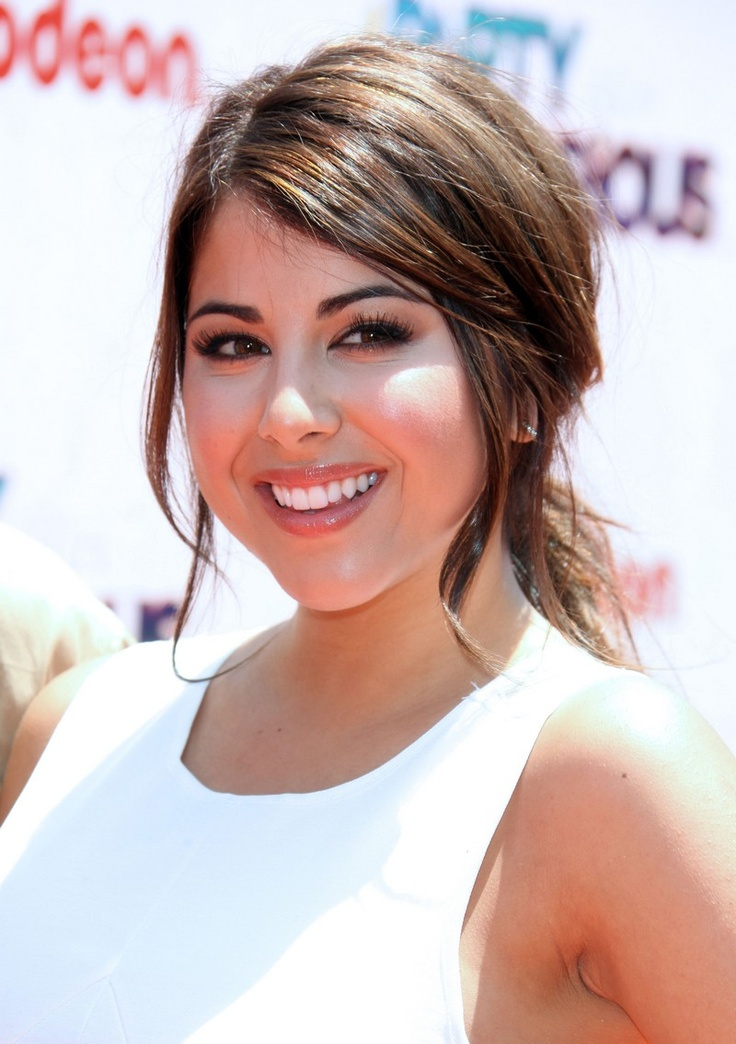 Daniella Monet - iParty with Victorious Screening