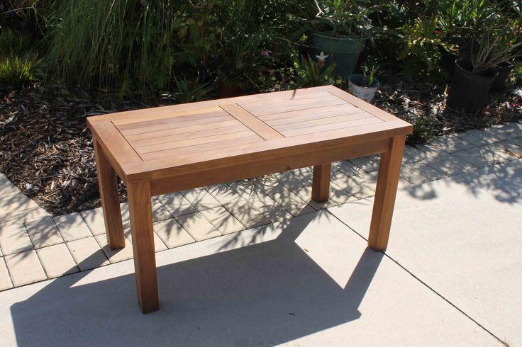 Teak Coffee Table 36in | Teak coffee table, Teak, Wooden ...