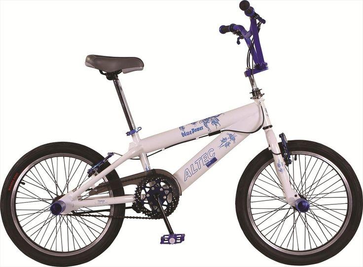ALTEC BLUE POWER BMX 20 inch , Crossfietsen BMX en vele andere jongensfietsen. ALTEC BLUE POWER BMX 20 inch GRATIS VERZENDING!!