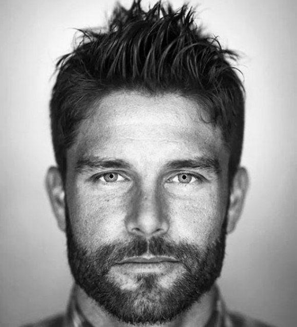 the faux hawk haircut for men