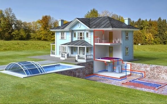 Geothermal Heating And Cooling Cost 2019 Pros Cons Comparisons Geothermal Heating Geothermal Heating And Cooling