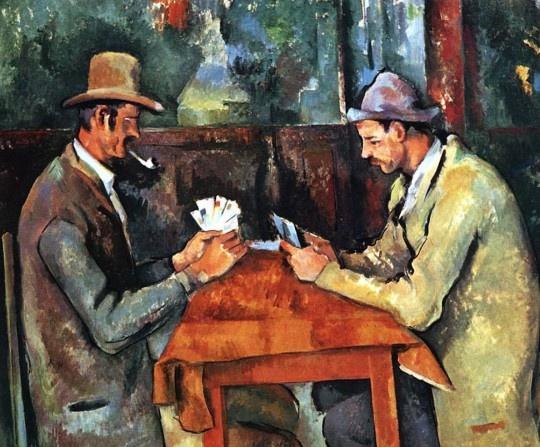 Cézanne et Paris au musée du Luxembourg