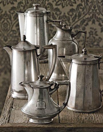 more hotel silver...Antiques Hotels, Coffee Pots, Teas Kettle, Vintage Teas, Vintage Coffee, Teas Sets, Tarnished Silver, Hotels Silver, Tea Kettles