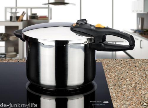 Fagor-Duo-8-Quart-Pressure-Cooker-FA918060787-New