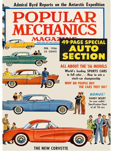 February, 1956