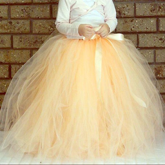Long tutu, girl tutu, baby tutus, toddler tutus Custom made long tutu. Just let me know Color, waist size and length. https://www.etsy.com/shop/LovePishPosh Other
